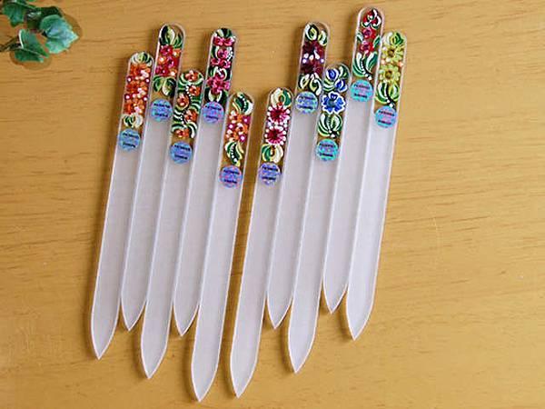 玻璃指甲銼刀