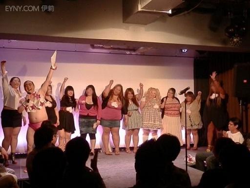 去年6月日本AV界舉辦了一場女優聚會,體重沒有百公斤的不得參加