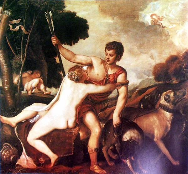 10-05-06維納斯與阿當尼斯-堤香A