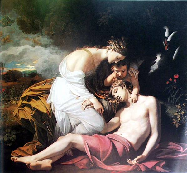 10-05-12維納斯哀悼阿當尼斯之死-魏斯特
