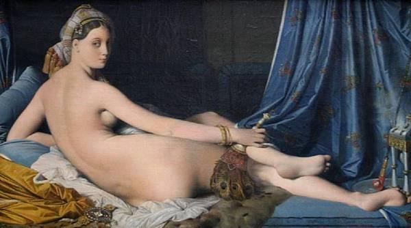 Jean Auguste Dominique Ingres, La grande Odalisque