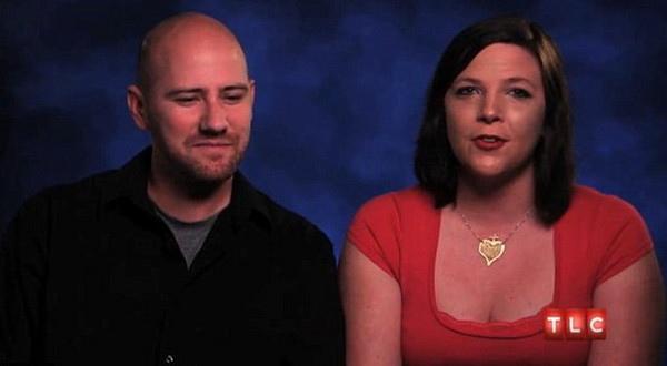 麗茲與艾瑞克(左)上節目現身說法,分享她們高潮不斷的的故事