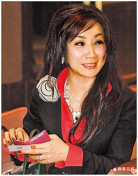 陳敏薰曾有「最美麗董事長」之稱。
