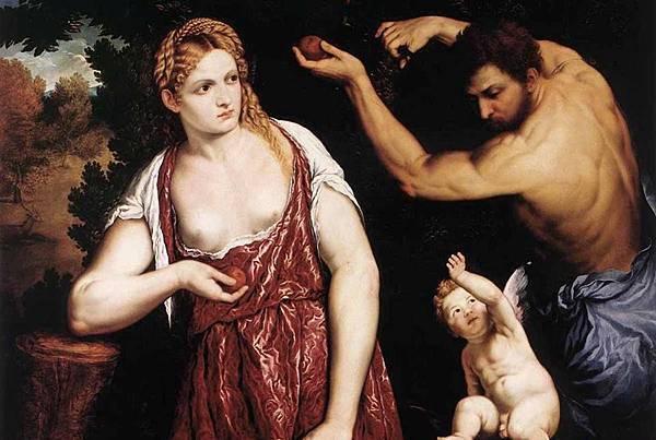 Paris Bordone.1559 - 複製