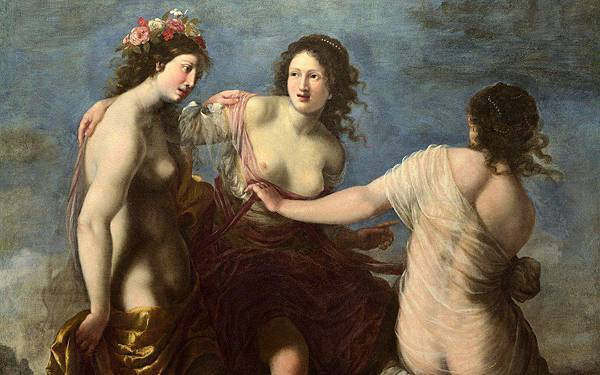The Three Graces Artist Studio of Francesco Furini