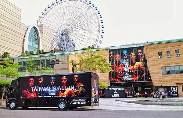 美麗華大直影城因與美麗新娛樂公司的經營權之爭,22日起停業一個月