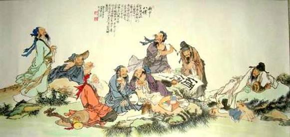 古代五石散嗑藥風