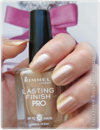 Rimmel Gold Silk