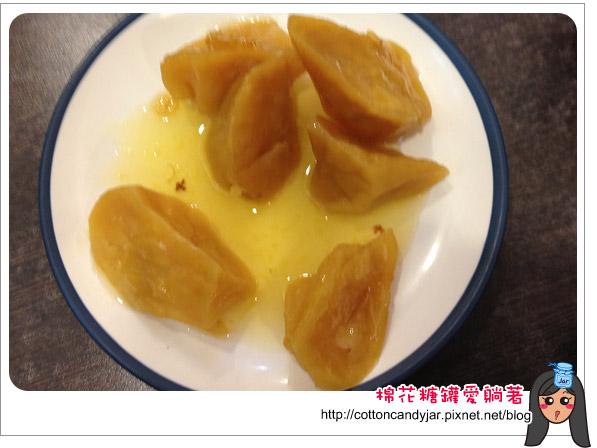 16焦糖柚子茶地瓜