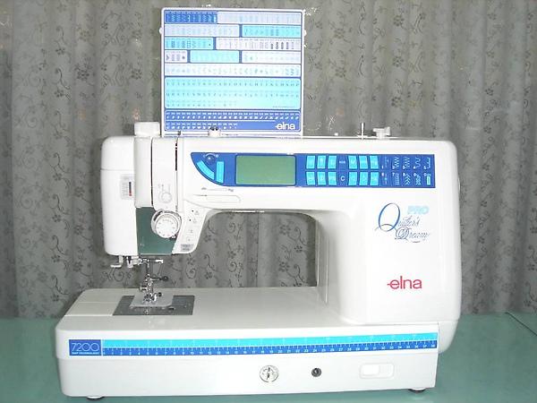 7300縫紉機