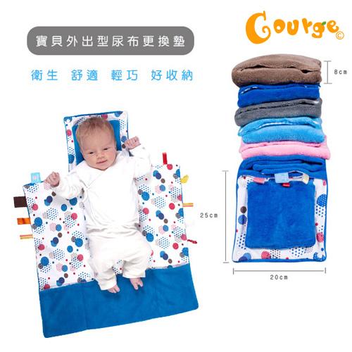 Snoozebaby 寶貝外出尿布更換墊 (4)