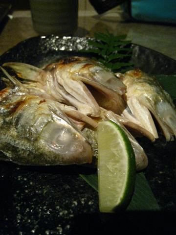 招待-烤午魚頭 (Small).JPG