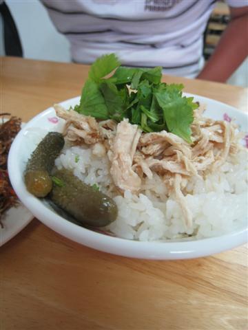 食樂古早味-雞肉飯$25 (小型).JPG