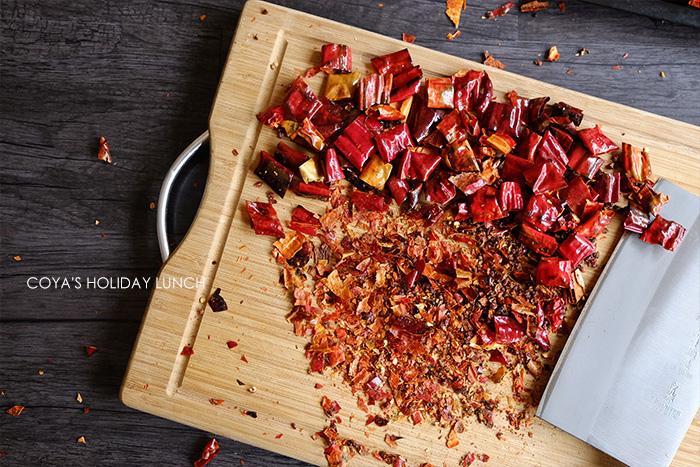 四川菜調味料:刀口辣椒。香氣濃郁麻而不過辣,麻辣菜色的終極川味調料