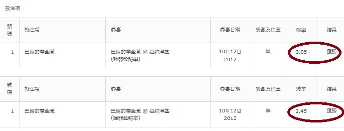 20121012投注單
