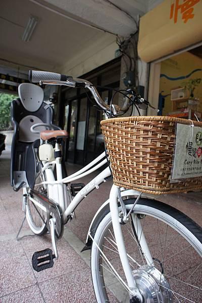 動能自行車