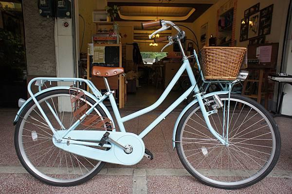歐洲古典單速車