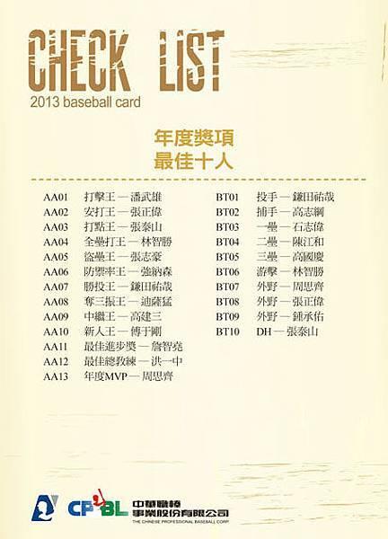 checklist-B07-年度獎項