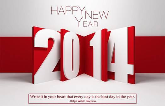 2014新年快樂