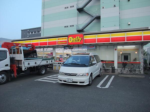 990706日本舞濱歐亞溫泉酒店附近的DAILY超市.JPG