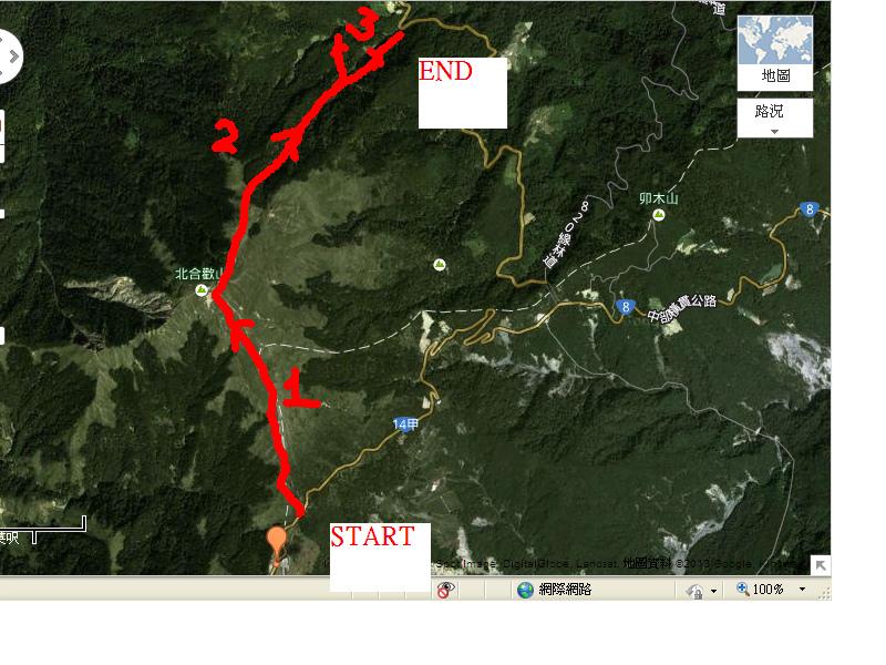 sat-trail