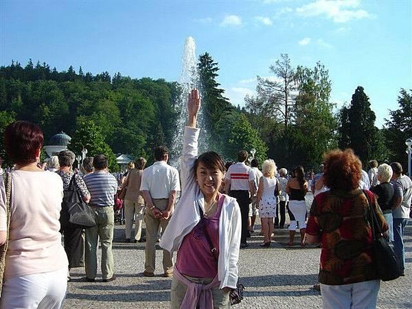 馬麗安司凱的音樂噴泉