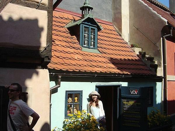 像童話故事裡的小房子呦
