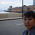 明明維多利亞港..怎麼看起來像其實是去基隆一樣阿