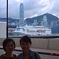 背景終於有香港的感覺了