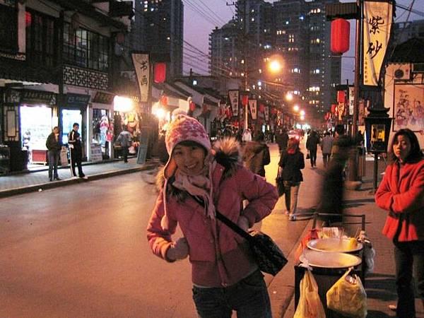 上海老街!!!