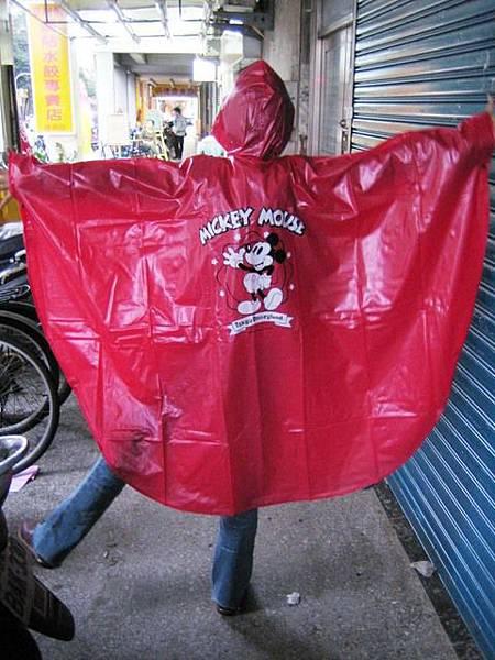 超酷雨衣!!!