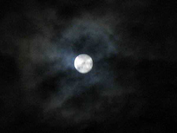 聽說本世紀還是本年度最圓的月亮勒