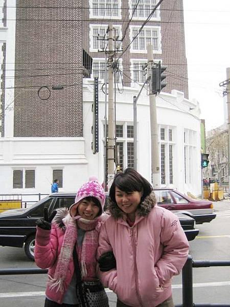 逛逛聽說作旗袍有名的長樂街囉