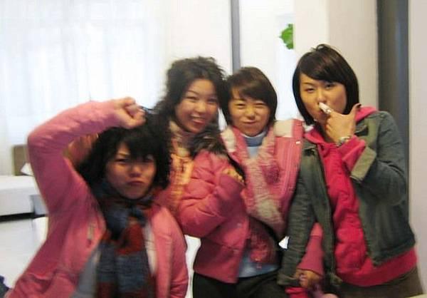 粉紅色系列勒~~~哈