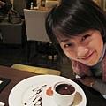 還有我點的巧克力甜心~~~