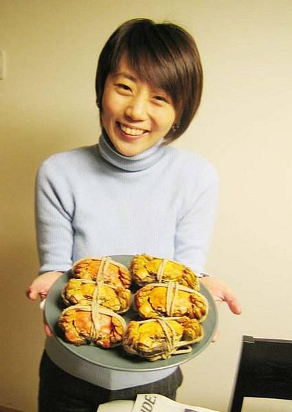 回家還有超棒的大閘蟹大餐!!!!