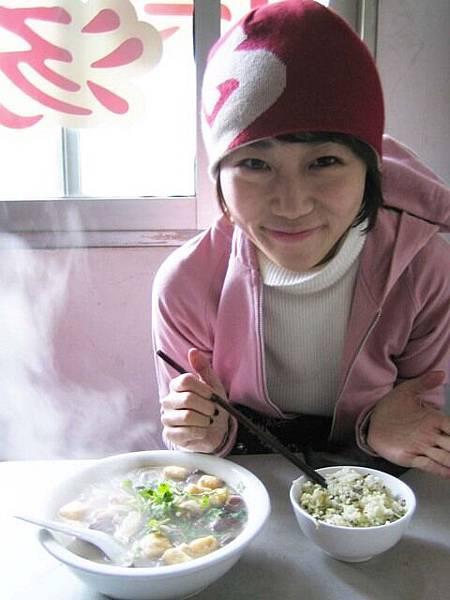 上海老鴨煲和上海菜飯哩!!!