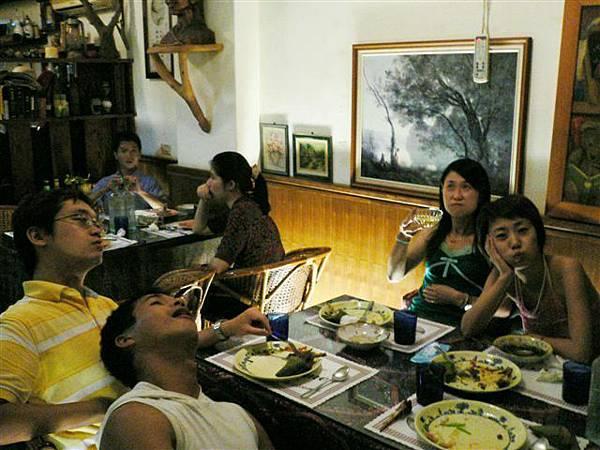 晚餐囉 是原住民美食大賽第一名的店呢