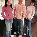 相約吃超正火鍋~~~挖呵呵~~粉紅系列人啦!!!