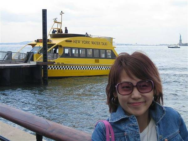紐約的水上計程車..阿好大台歐