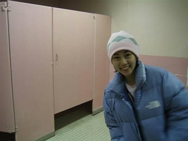 美國佬的女廁很愛用粉紅色系列說