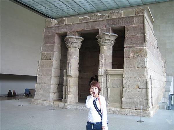 整座神殿給人家從埃及搬回來啦