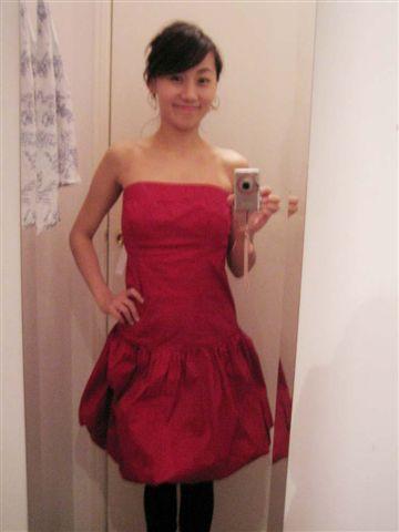 那天亂逛接居然看到超想要的小洋裝ㄟ厚