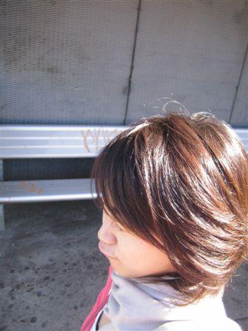新頭髮~新顏色!!!