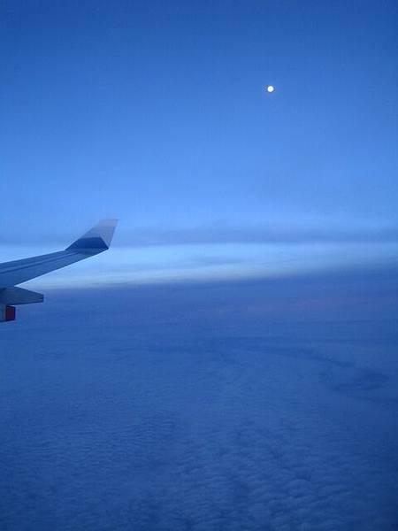 南半球的月亮!!!