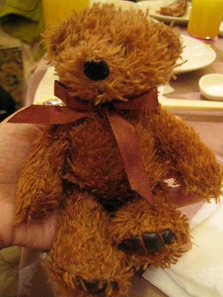 超可愛的小熊勒
