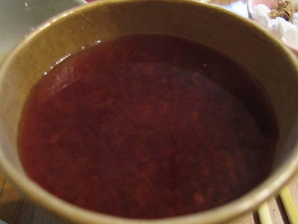 ㄚ也是超讚的草莓茶!!!!