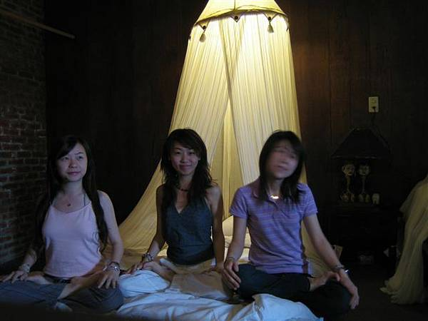 瑜珈的勒我們