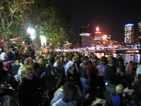 """一年一度之""""Brisbane River Fes..."""