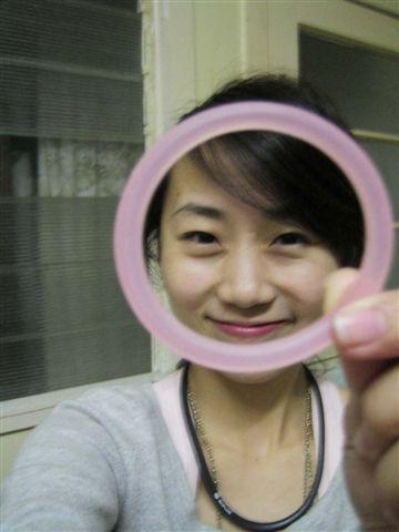 但粉紅色的耶~整個就是個超愛~~謝啦謝啦!!呵呵